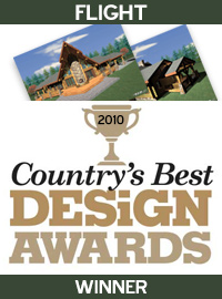 2010 Countrys Best Design Awards - Winner - Flight