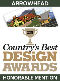 2011 Countrys Best Design Awards - Honorable Mention - Arrowhead
