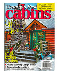 Countrys Best Cabins - December 2012