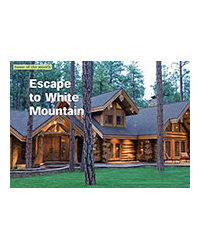 Log Home Living Magazine - May 2008