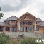RCM Cad - Texas Post and Beam Current Project