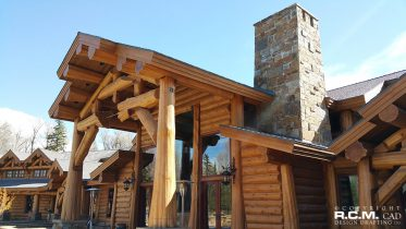 RCM Cad - Jackson Hole - Finished Project
