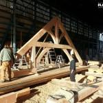 RCM Cad - Saskatchewan Timber Frame Current Project