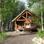 RCM Cad - Sheep Creek Cabin Alaska Finished Project