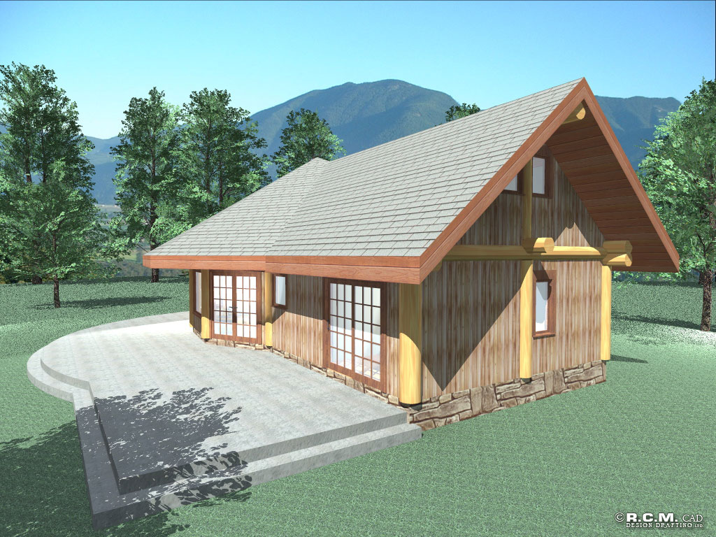 Amusing 80 home cad design inspiration of 4 bed room for Aspen style home designs