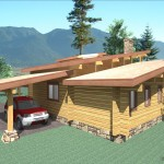 1228 sq ft – Contemporary Milled