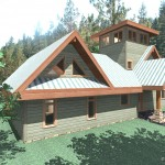 1626 sq ft – Gilmore Timber Accent