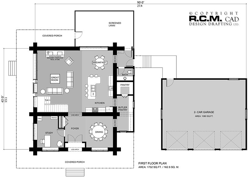 Autocad 2015 How To Calculate Square Footage