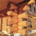 RCM Cad - Langberg - Alberta - Log Home Finished Project