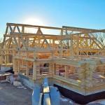 6947 sq ft - Rosiclare Illinois - Log Shell