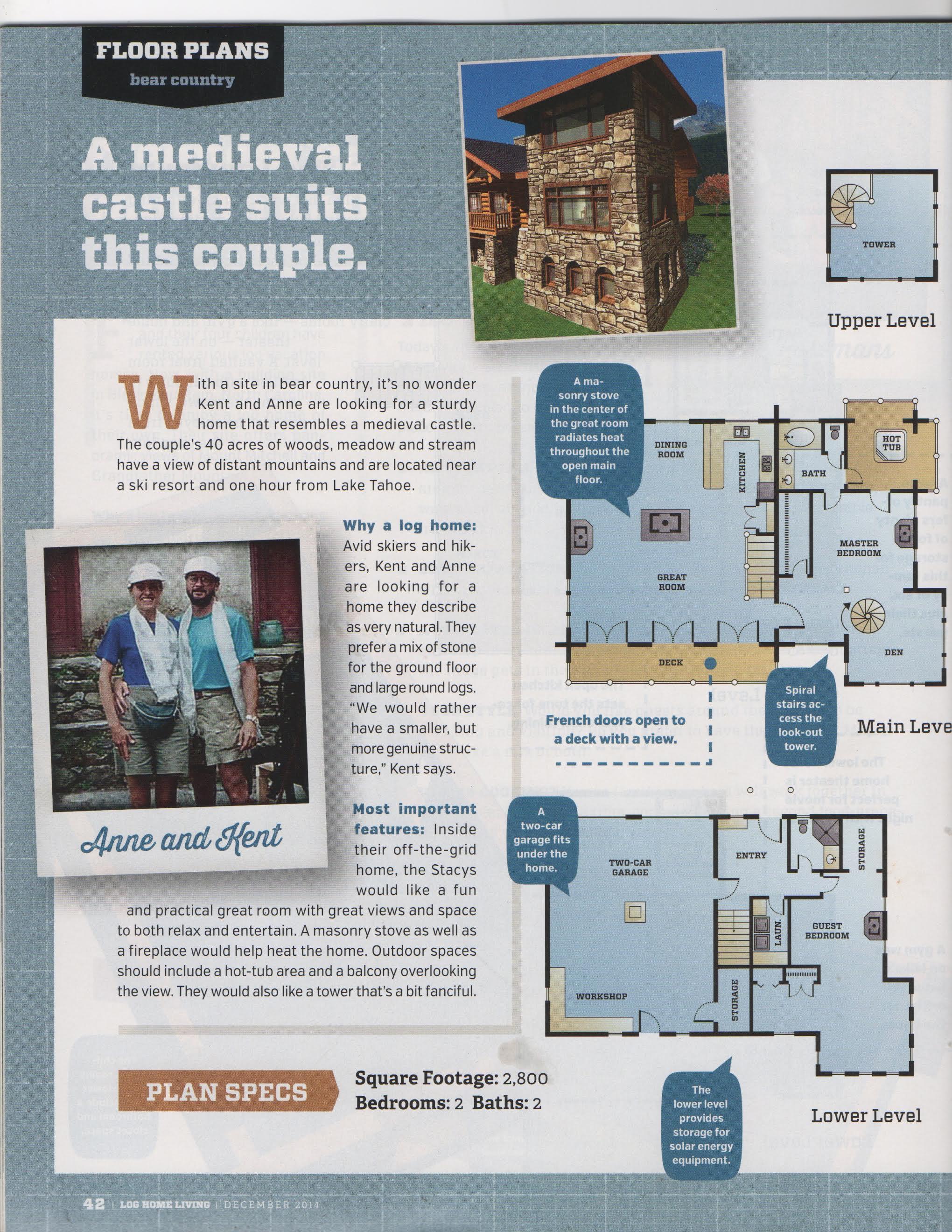 Fancy Log Home Design Magazine Images - Home Decorating Inspiration ...