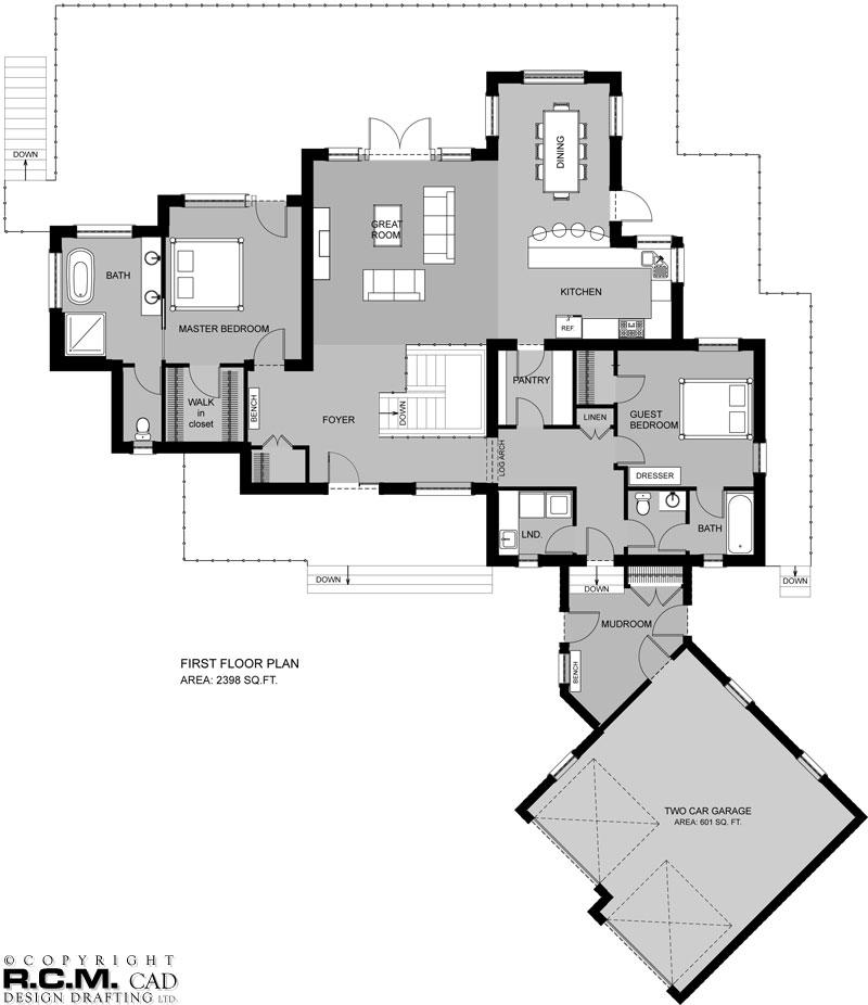2398 sq. ft - Kansas