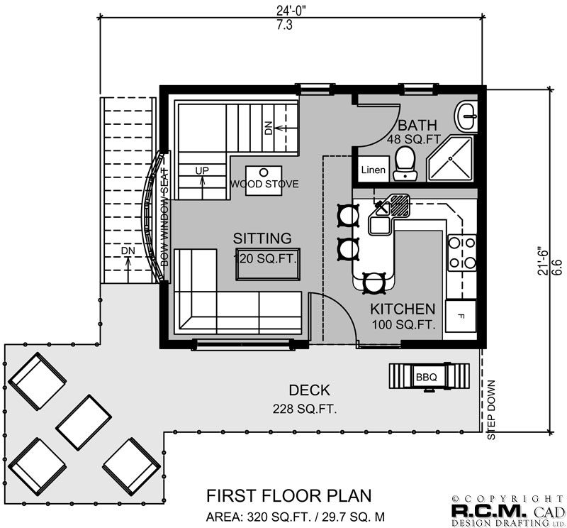 Bachelor Log Home Styles Rcm Cad Design Drafting Ltd
