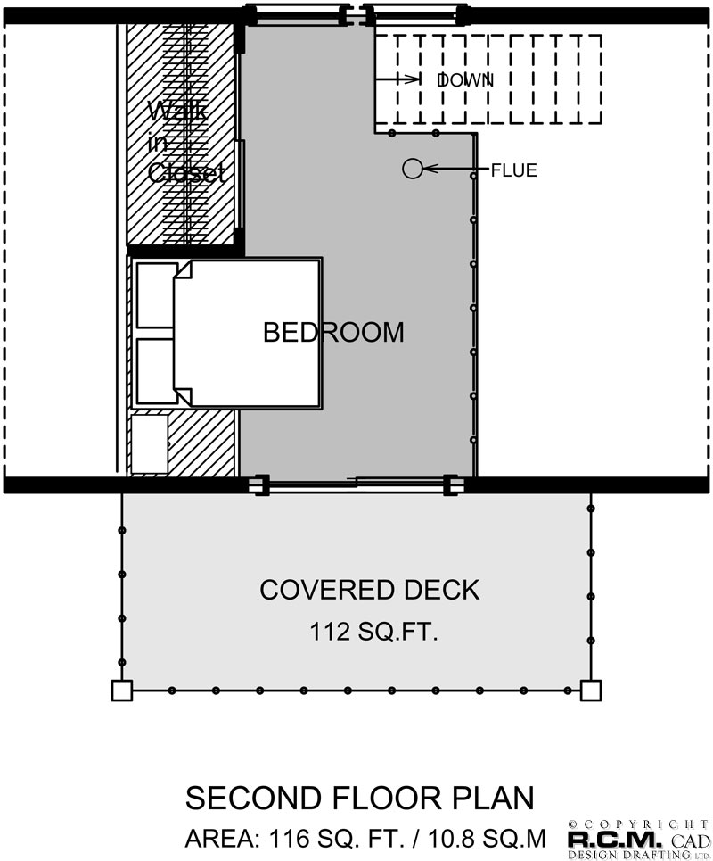 500 Square Feet And Less R C M Cad Design Drafting Ltd