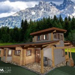 1438 sq ft – Cascade Milled