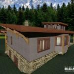 1438 sq ft – Cascade Timber