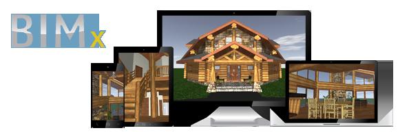BIMx-Log-Homes