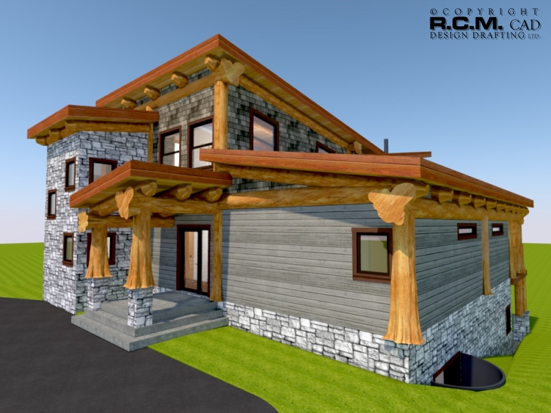 © R.C.M. Cad Design Drafting Ltd.